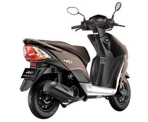 Honda Dio 2012: Xe ga giá rẻ mới - 3