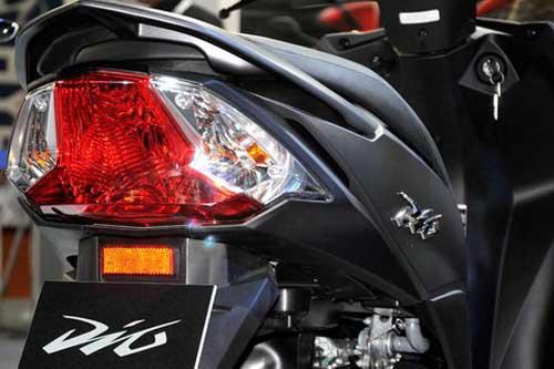 Honda Dio 2012: Xe ga giá rẻ mới - 7