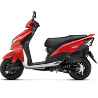 Honda Dio 2012: Xe ga giá rẻ mới