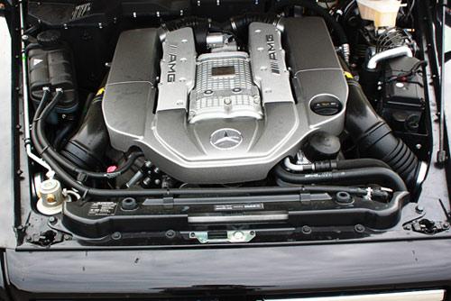 """Mercedes-Benz G55 AMG """"quái vật"""" núp bóng cổ kính - 8"""