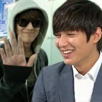Lee Min Ho lộ diện sau chia tay bạn gái
