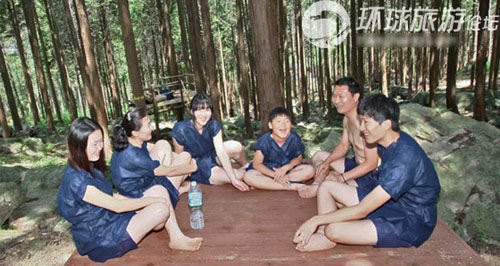 """Khu rừng """"tắm tiên"""" tại Hàn Quốc - 6"""