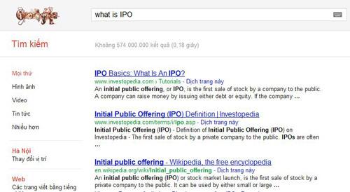 Thủ thuật tìm kiếm với Google ít ai biết - 3