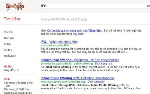 Thủ thuật tìm kiếm với Google ít ai biết - 4