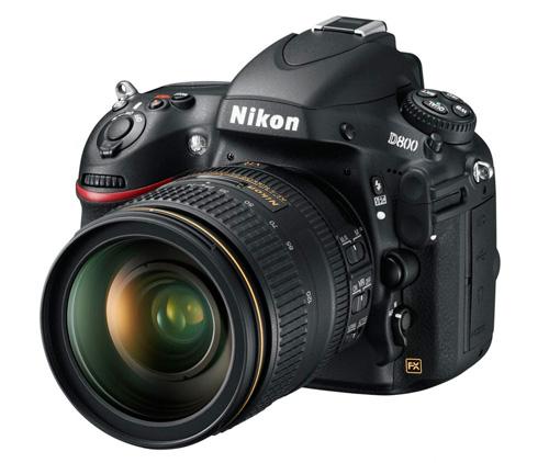 Đánh giá Nikon D800: Chuyên nghiệp - 2