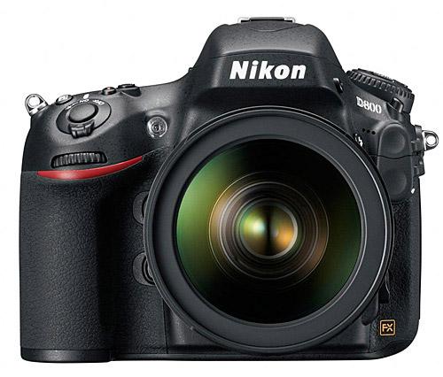 Đánh giá Nikon D800: Chuyên nghiệp - 1