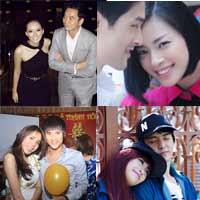 Những cặp đôi đẹp nhất showbiz Việt