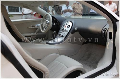 """""""Choáng"""" siêu xe Bugatti Veyron về Việt Nam - 4"""