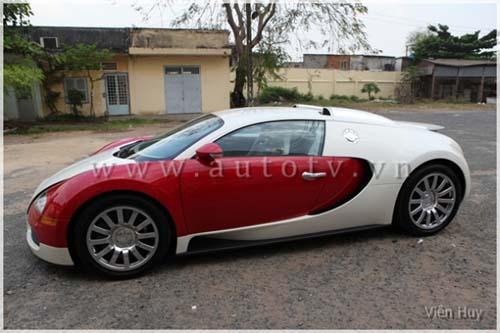 """""""Choáng"""" siêu xe Bugatti Veyron về Việt Nam - 6"""