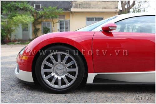 """""""Choáng"""" siêu xe Bugatti Veyron về Việt Nam - 7"""
