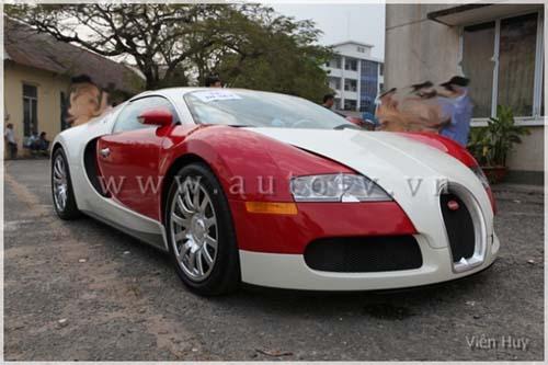 """""""Choáng"""" siêu xe Bugatti Veyron về Việt Nam - 8"""
