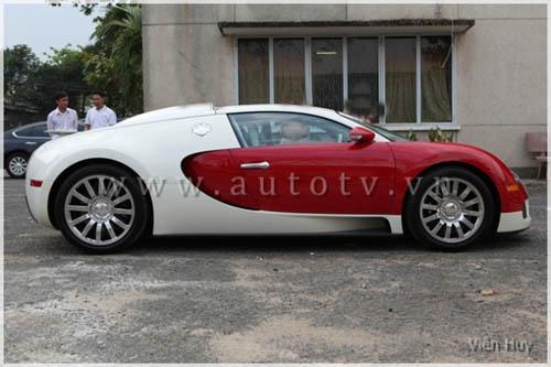 """""""Choáng"""" siêu xe Bugatti Veyron về Việt Nam - 9"""