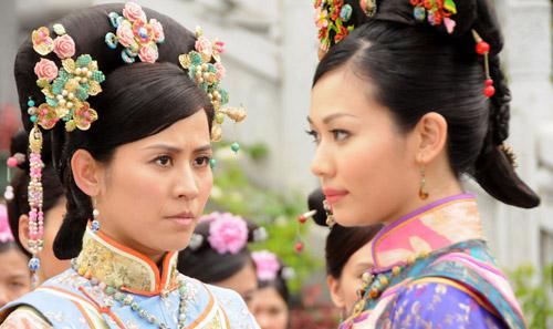 Hồ Hạnh Nhi nham hiểm chốn hậu cung - 7
