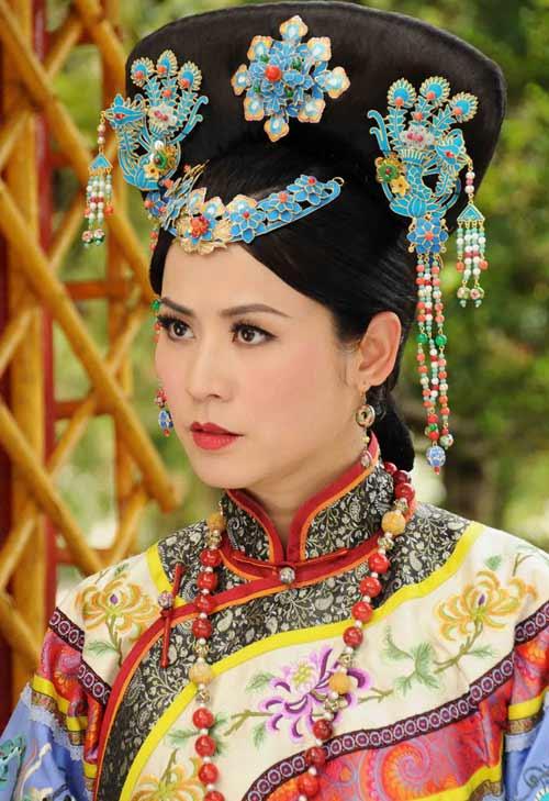 Hồ Hạnh Nhi nham hiểm chốn hậu cung - 4