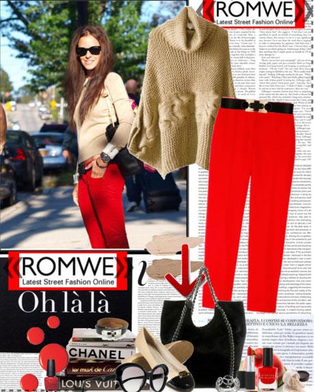 7 cách mặc đẹp với quần denim đỏ sành điệu - 8