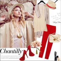 7 cách mặc đẹp với quần denim đỏ sành điệu