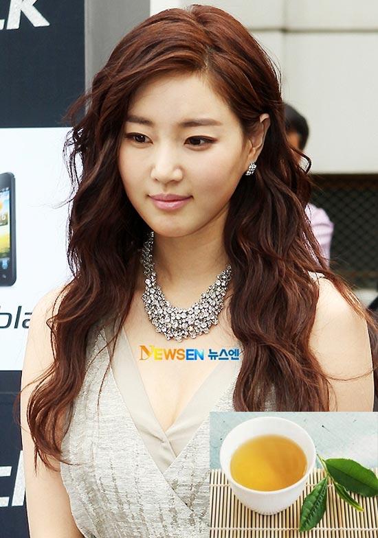 Giảm cân và dưỡng da như Hoa hậu Hàn - 1