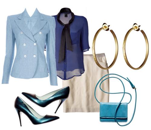 2012: Tự tin mặc áo xuyên thấu đi làm - 2