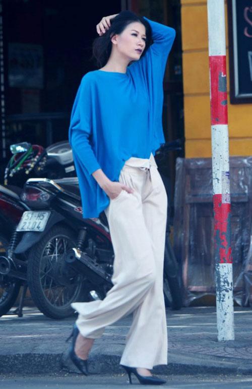Sao Việt đua xấu đẹp với mốt quần suông - 16