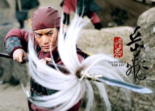 """Huỳnh Hiểu Minh """"thẹn"""" trước Lâm Tâm Như - 10"""