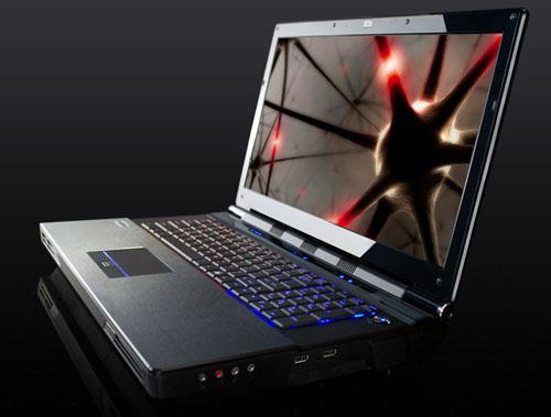 Origin PC EON17-X cao cấp, cấu hình khủng - 1