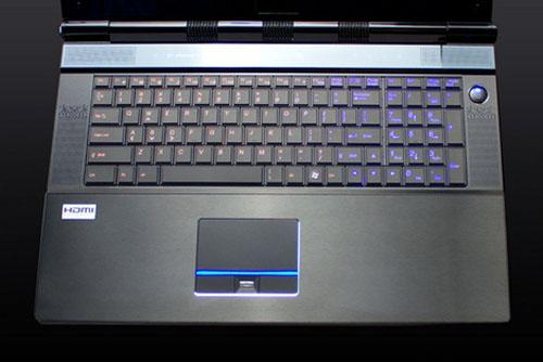 Origin PC EON17-X cao cấp, cấu hình khủng - 2