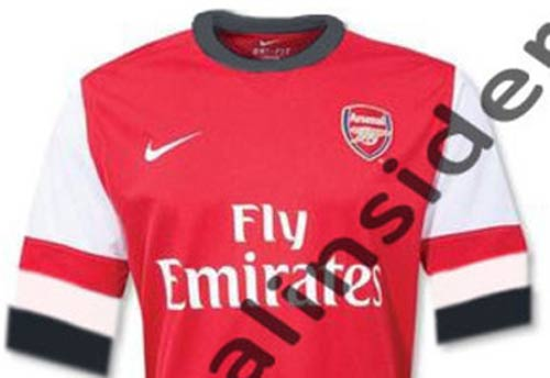 MU, Barca, Arsenal lộ diện áo đấu mới - 1