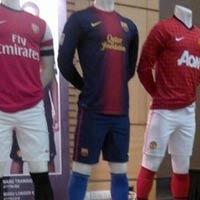MU, Barca, Arsenal lộ diện áo đấu mới