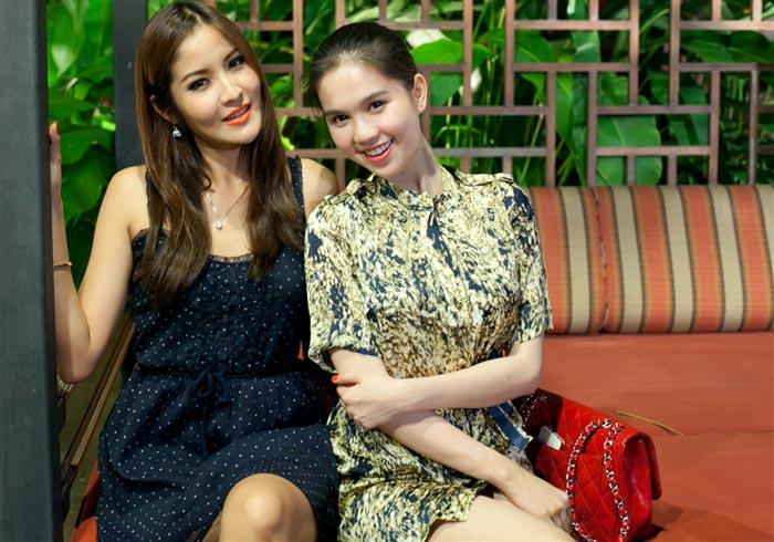 """Ngọc Trinh """"hot"""" tại Thái Lan - 7"""