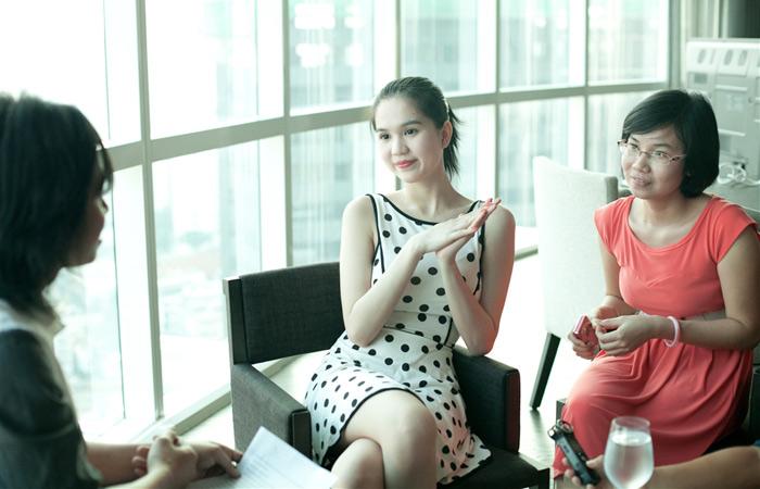 """Ngọc Trinh """"hot"""" tại Thái Lan - 5"""