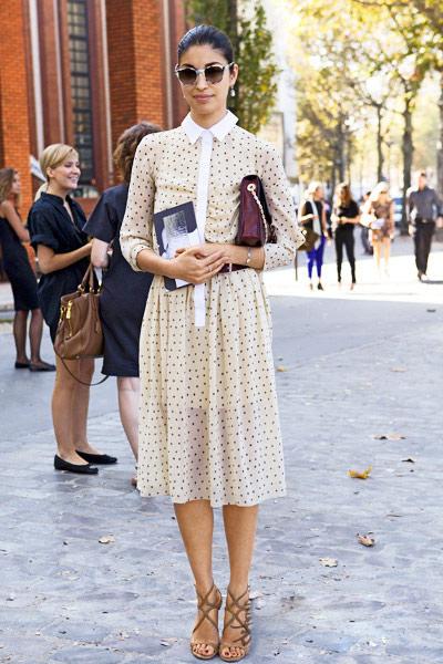 Mặc váy hoa thế nào cho chuẩn mốt? - 12