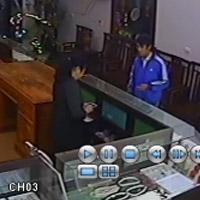 Cận cảnh kẻ giết người, cướp tiệm vàng
