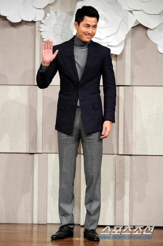 Sao Hàn nhộn nhịp tới dự đám cưới Go Soo - 14