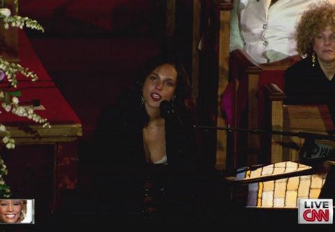 Tang lễ Whitney: Tạm biệt bằng âm nhạc - 7