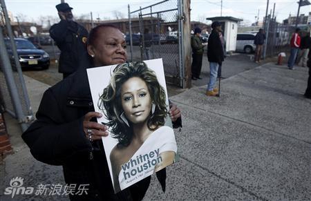 Tang lễ Whitney: Tạm biệt bằng âm nhạc - 5