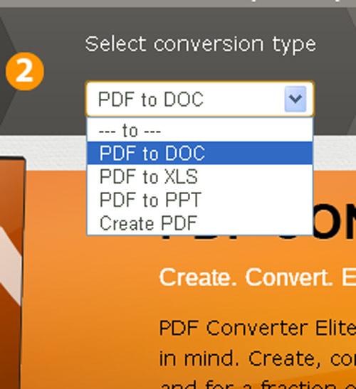 Chuyển đổi PDF sang Word, Excel, PowerPoint miễn phí với Pdfconverter - 3