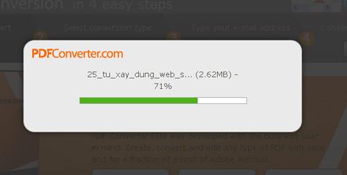 Chuyển đổi PDF sang Word, Excel, PowerPoint miễn phí với Pdfconverter - 6