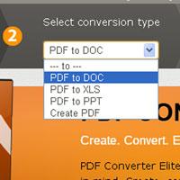 Chuyển đổi PDF sang Word, Excel, PowerPoint miễn phí với Pdfconverter