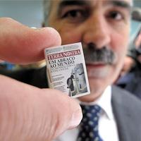 Tờ báo nhỏ nhất thế giới