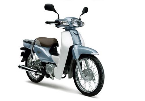 Honda Super Cub 2013 đắt hơn SH - 3