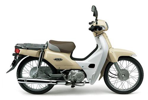 Honda Super Cub 2013 đắt hơn SH - 4