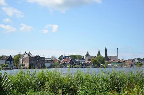 Cận cảnh làng cối xay gió Zaanse Schans ở Hà Lan - 8