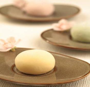 Thưởng thức bánh Mochi Nhật Bản - 4