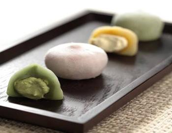 Thưởng thức bánh Mochi Nhật Bản - 5