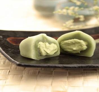 Thưởng thức bánh Mochi Nhật Bản - 8