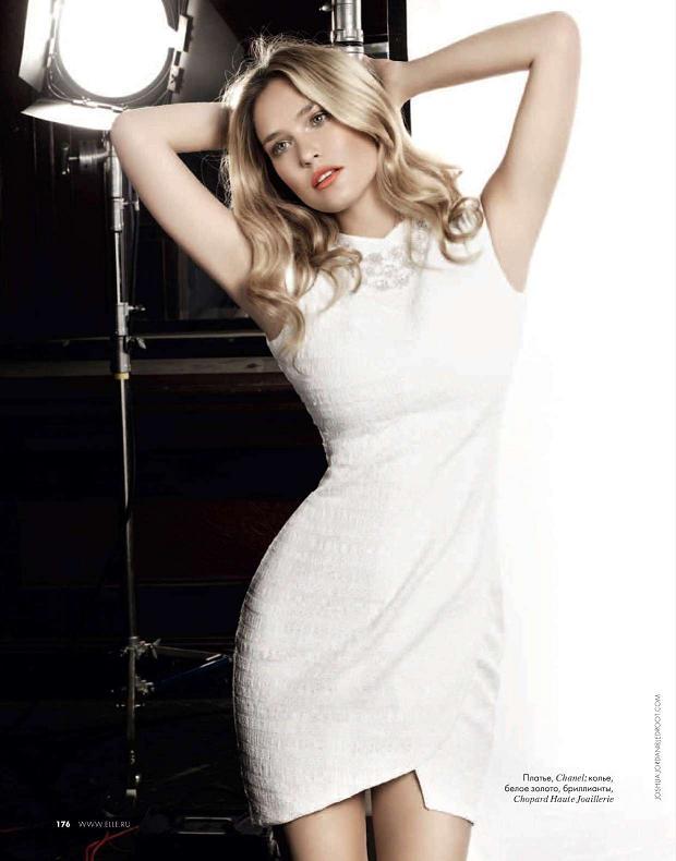 7 cách mặc váy ren trong Xuân-Hè 2012 - 10