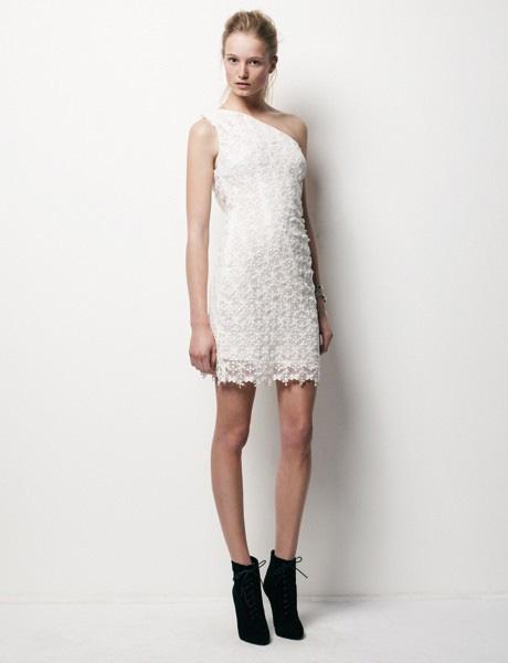 7 cách mặc váy ren trong Xuân-Hè 2012 - 7