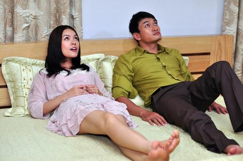"""Cẩm Lynh """"bỏ"""" Minh Luân về với Quốc Thái - 2"""