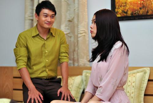 """Cẩm Lynh """"bỏ"""" Minh Luân về với Quốc Thái - 1"""
