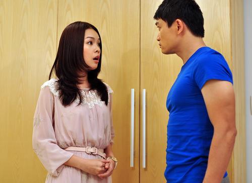 """Cẩm Lynh """"bỏ"""" Minh Luân về với Quốc Thái - 13"""
